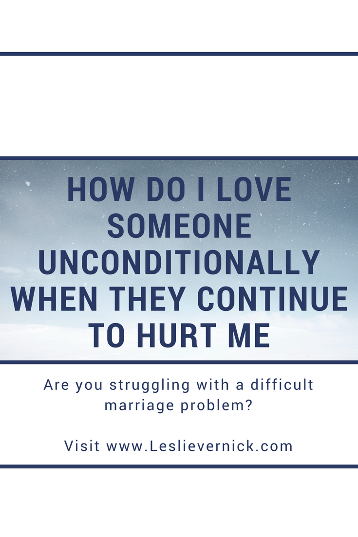 How do you know if you love someone unconditionally