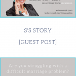 S's Story [Guest Post]